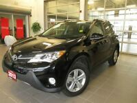 2013 Toyota RAV4 XLE AWD - LOCAL 1-OWNER