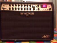 Behringer ACX 1000 Acoustic Guitar Amplifier £175.00