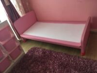 Single Child Bed up to 12 years old.
