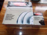 Octavia (Delphi) Rear Disks & Pads. , Audi,Volkswagen,(Others) Cost (£50)