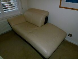 Chaise Lounge (Leather)