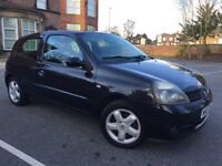 Low miles 2007 Renault Clio 1.2 Campus Sport I-Music 3dr * ideal first car