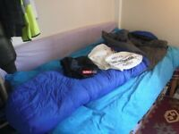 Alpkit ArcticDream 1200 Hydrophobic down sleeping bag