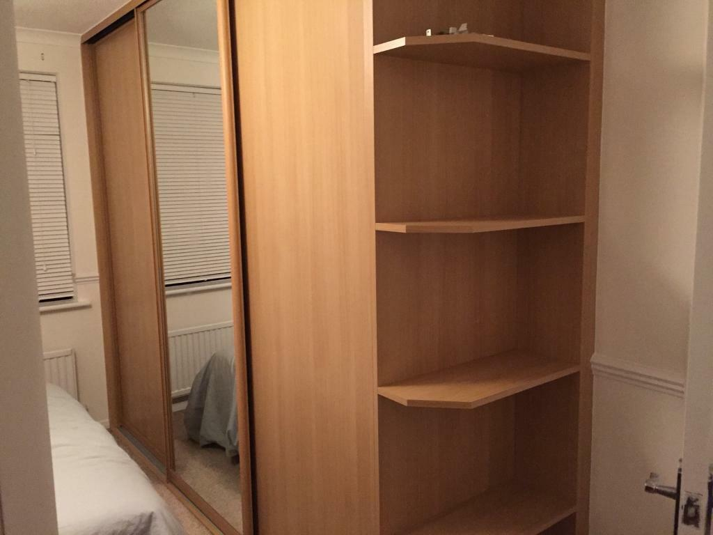 Slidedrobes Wardrobe With Drawers Shelves And Rails Over 4000 When New