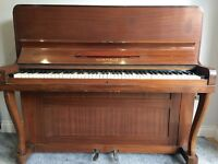 ***CAN DELIVER*** 'NORMELLE' BEGINNERS UPRIGHT PIANO ***CAN DELIVER***
