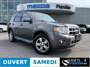 2010 FORD ESCAPE AWD LIMITED CUIR TOIT LONGERONS