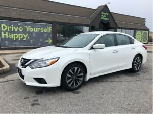 2017 Nissan Altima 2.5 SV / BACK UP CAMERA /17 ALLOYS / REMOTE S