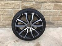 "Genuine VW Golf MK6/MK7 GTD 18"" Alloy Wheel"