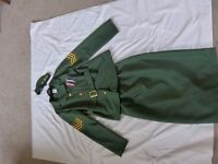 Girl's WWII Costume