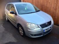 VW POLO 1.2 spares or repairs