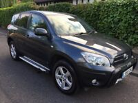 2006 TOYOTA RAV 4 XT4 AUTOMATIC 5 DOOR , SERVICE HISTORY, JUST BEEN DONE A SERVICE