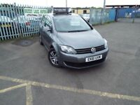 2011 VOLKSWAGEN GOLF PLUS TDI 105 FULL MOT 3 MONTH WARRANTY PX WELCOME **FINANCE AVAILABLE**