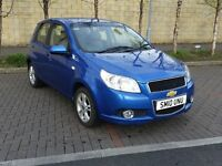 2010 Chevrolet Aveo 1.4LT 5dr - JUST SERVICED - GOOD HISTORY