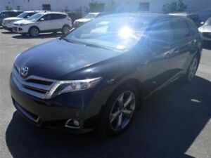 2013 Toyota Venza Leather Back up Cam Sunroof  Heated Seats