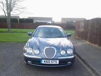 . S Type Jaguar