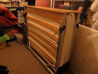 JayBe Fold-up bed