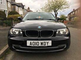 BMW series 1 ES, 5 doors,6 speeds