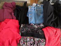 BUNDLE OF WOMAN CLOTHES SIZE 14 ( 7 items)