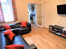 SANDYFORD. FANTASTIC 3-BED FLAT. IDEAL FOR STUDENTS/PROFESSIONALS. AVAILABLE 3RD SEPTEMBER 2017