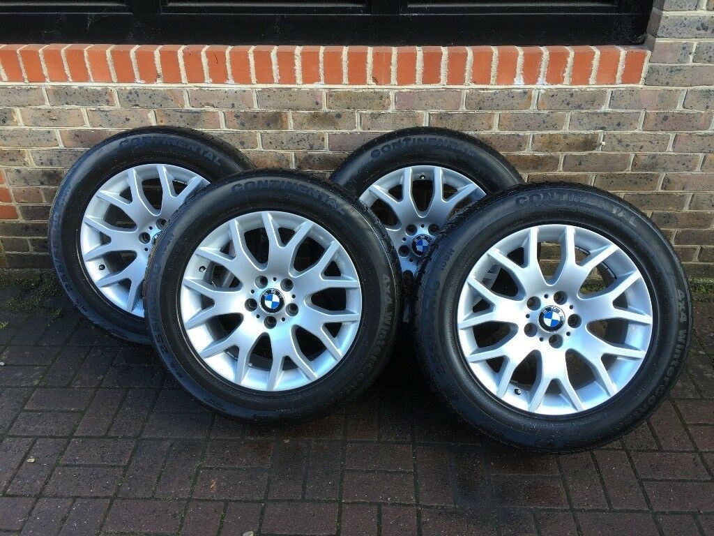 BMW X5 Winter Wheels & Tyres For Sal