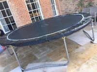 Trampoline for free (no sides)