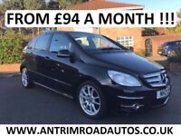 2009 MERCEDES B180 CDI SPORT AUTO **FINANCE AVAILABLE WITH NO DEPOSIT **