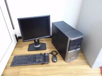 Acer Budget Gaming Computer PC with monitor - counterstrike and minecraft installed