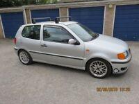 VW Polo 6n2 1.0 2001 3 door manual petrol 69k