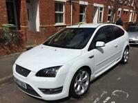 2007 Ford Focus ST 2.5 - Low Mileage - Frozen White