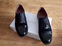 Womens Russell & Bromley Abacrombie Black Shoes