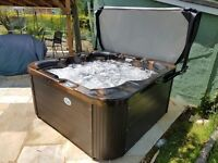 HOT TUB NEW YEAR SALE! H2O 3000 SERIES, FREE DELIVERY SETUP, SAVE £1500,LED MOOD LIGHTING