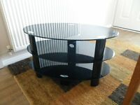 3 tier tv table
