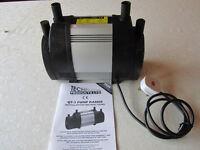 TECHFLOW QT-2 TWIN SHOWER PUMP