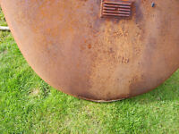 chrysler pt cruiser bonnet and grill,,bonnet is rusty look,,like vw shows,,4 bolts,