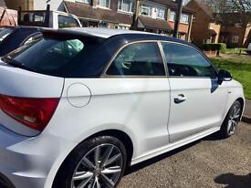 Audi A1 S Line Style Edition