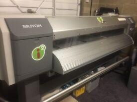 mutoh valuejet 1604 large format printer