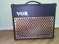 Vox guitar amp VT15 & vf55 foot switch