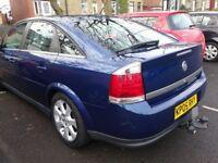Vauxhall Vectra V6