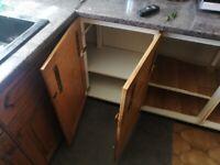 Kitchen unit cupboard doors