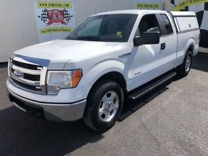 2013 Ford F-150 XLT, Crew Cab, Back Up Camera, Only 61,000km