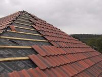 Roofer / Roofing - flat GRP and pitched roof repairs / gutter, fascia installation - 2 man team