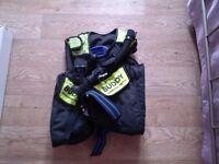Scuba Buddy Commando Profile Stab Jacket - Yellow