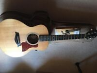 Taylor GS Mini Electro Acoustic Rosewood ES System + Gig Bag