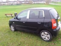 automatic picanto lovely condition 1.0 petrol