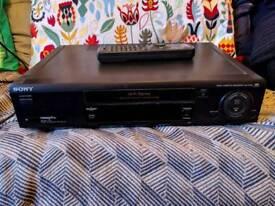 Sony Video Cassette Recorder SLV-E720 VHS