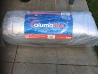 New Alumaflex insulation 1.2m-10m