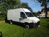 LATE 2012 IVECO DAILY 35C15 150BHP TWIN WHEEL.