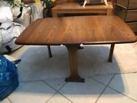 Ercol Mahogany Table