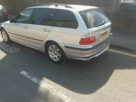 Bmw 320D Automatic Only 92k Full S/H 1 Year Mot 2004
