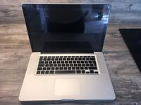 15INCH MACBOOK PRO FOR SALE